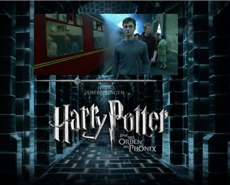 Harry Potter Movie - Harry Potter und der Orden des Phönix