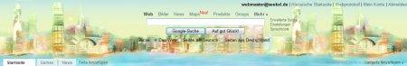 iGoogle Theme Hongkong