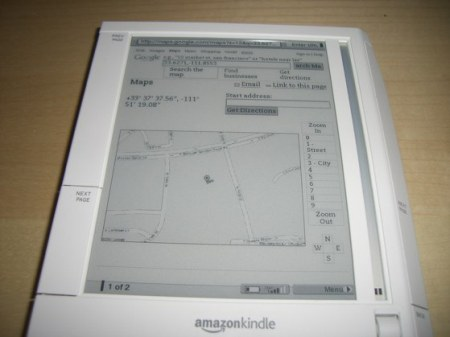 Amazons Kindle