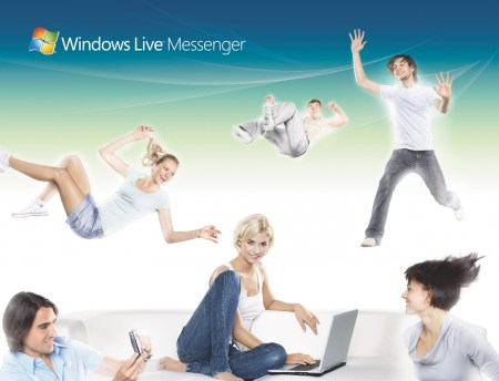 Lena Gercke Windows Live Kampagne