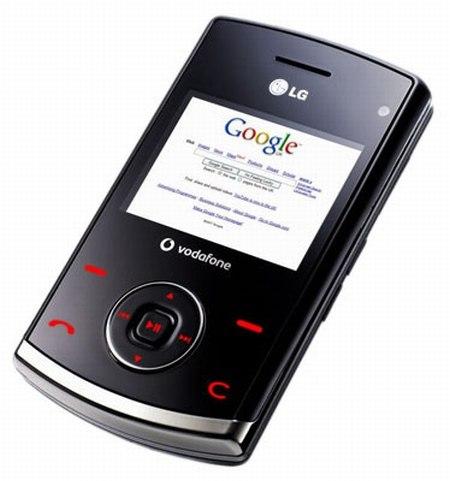 LG Google Handy