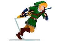 Link Superheld von Legend of Zelda