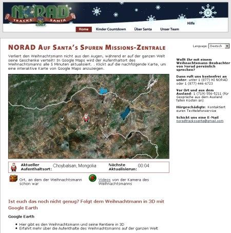 Nord Tracks Santa Claus 2007