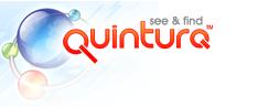 Visuelle Textsuchmaschine Quintura