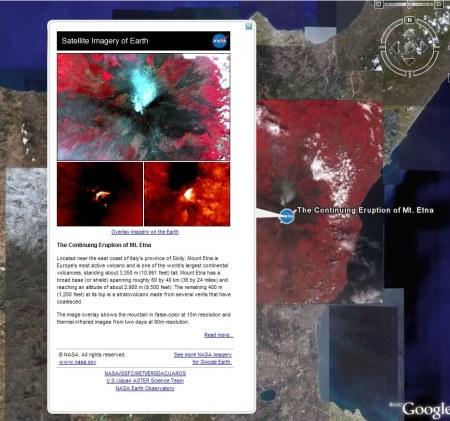 Satelliten Bilder Gallerie