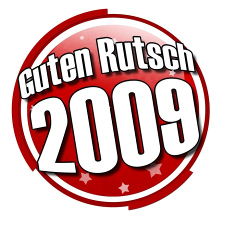 Einen guten Rutsch in 2009