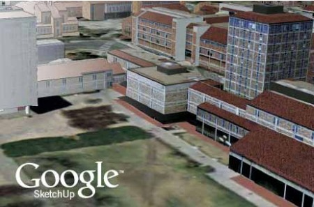 Sketchup - Build your Campus in 3D