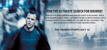 Ultimate Search for Bourne