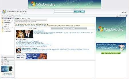 Windows Live Spaces