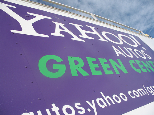 Yahoo Cars - Yahoo Green Center
