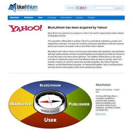 BlueLithium - Online Werbenetzwerk