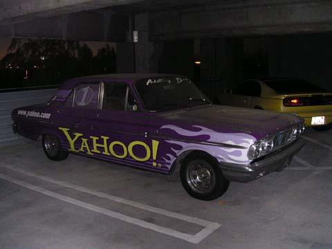 Yahoo Ford - Yahoo Oldtimer