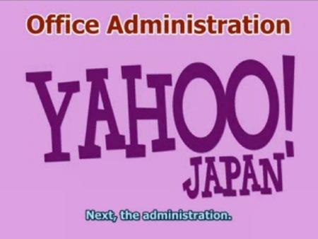 Hard Gay - Yahoo Japan bekommt Besuch vom Hard Gay