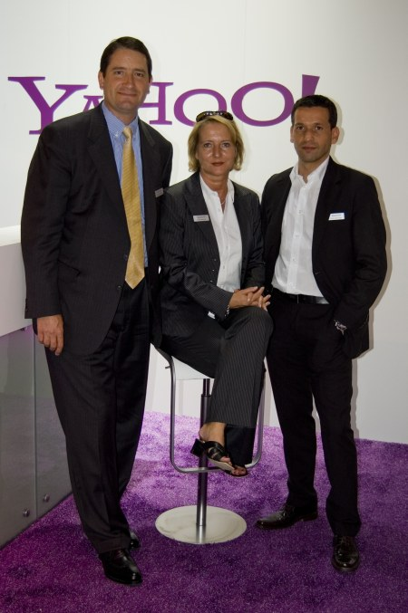 Yahoo auf der OMD 2007 in Düsseldorf
