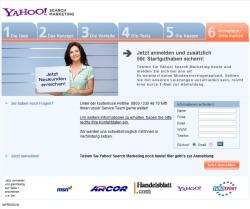 Yahoo Searchmarketing Gutschein