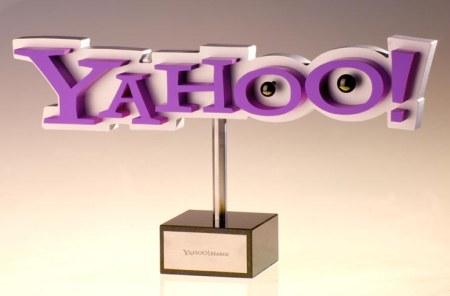 Yahoo Trophy